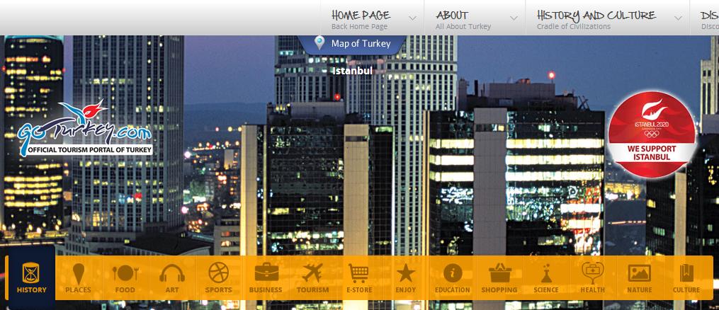 Go Turkey   Official Tourism Portal of Turkey