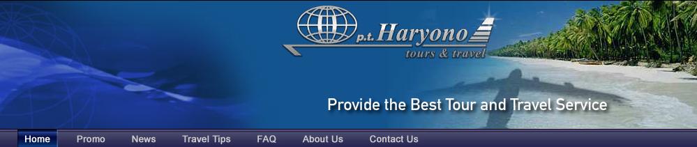 PT Haryona Tours & Travel