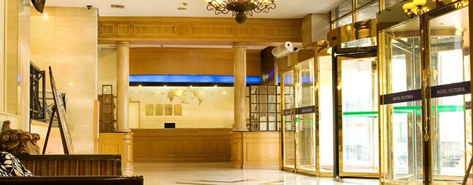 Victoria Hotel, Seoul
