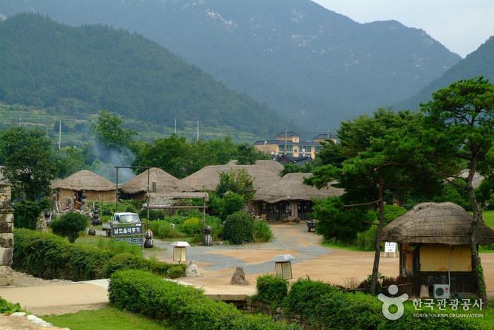 Naganeupseong Folk Village @ KTO
