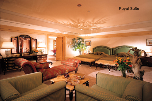 Rpyal Suite @ Lotte Hotel Busan