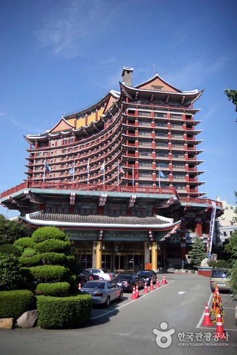 Commodore Hotel Busan @ KTO