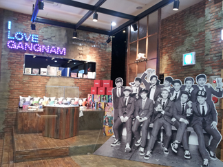 Gangnam Tourist Information Center: K-pop Experience Center